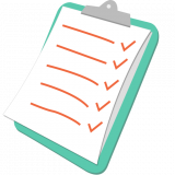 Shopping Lover - Shopping List Icon