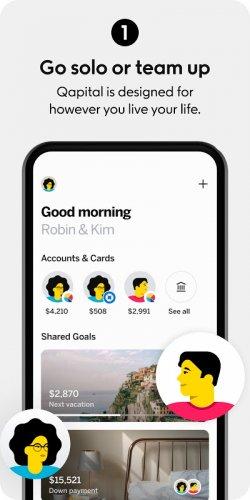 Qapital: Stretch or build emergency savings easily screenshot 3