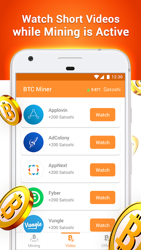 Free Bitcoin Miner 1 0 Download APK para Android | Aptoide