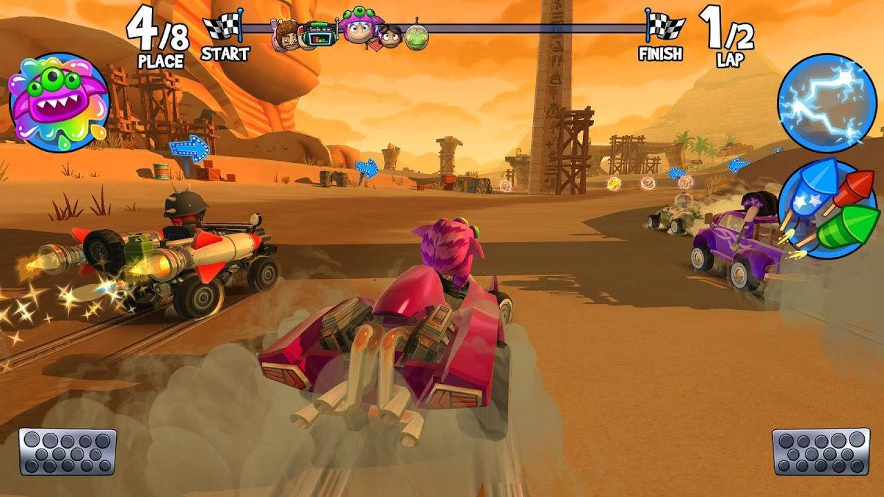 Beach Buggy Racing 2 screenshot 1