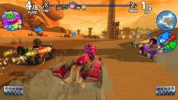 Beach Buggy Racing 2 Screen