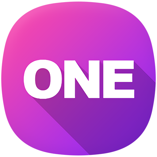 One UI - Long Shadow Icon Pack