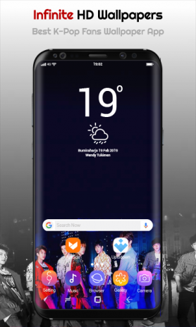 Infinite Kpop Wallpapers 10 Download Apk For Android Aptoide