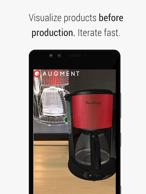 Augment - 3D Augmented Reality screenshot 9