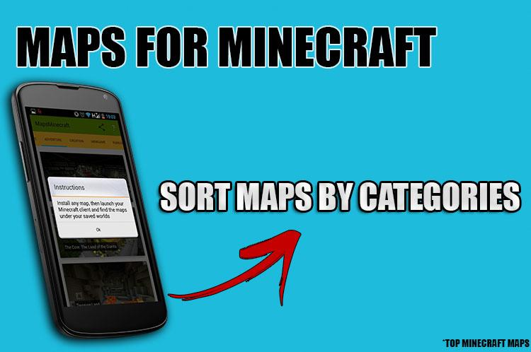 Maps For Minecraft Pe Download APK For Android Aptoide - Minecraft maps fur android
