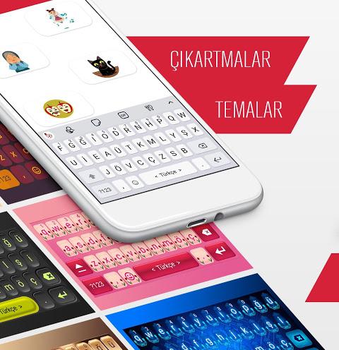 Tambu Keyboard screenshot 1