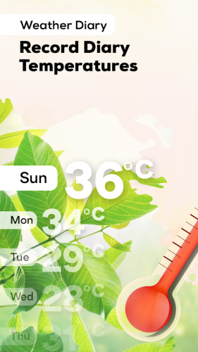 Thermometer: Weather, Body Temperature, Forecast screenshot 5