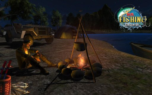 Reel Fishing Simulator 2018 - Ace Fishing screenshot 6