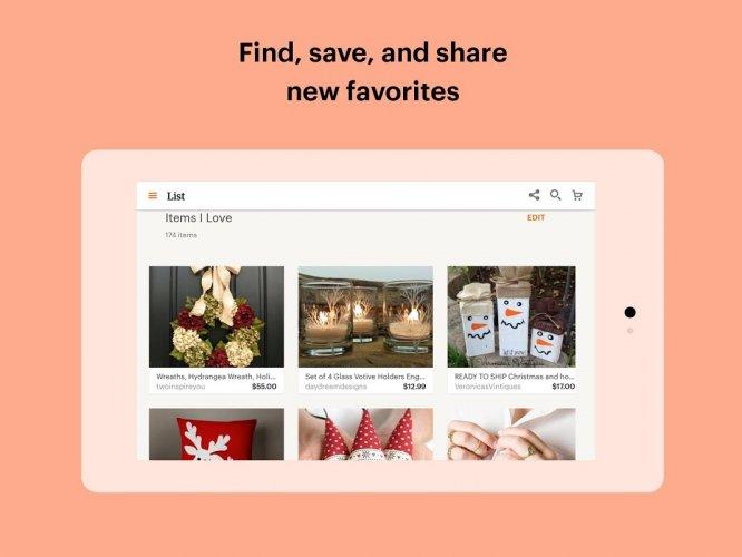 Etsy: Handmade & Vintage Goods screenshot 16