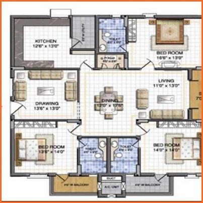 House plan screenshot 2
