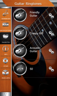 Guitar Ringtones screenshot 4