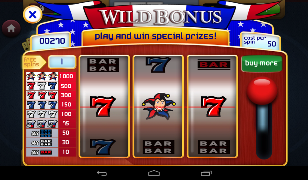 video poker slot free download