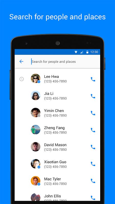 Hello – Caller ID & Blocking screenshot 4