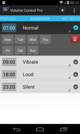 Volume Control Pro 1 2 Download APK for Android - Aptoide