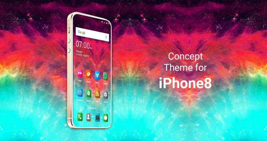 Theme / Launcher For iPhone 8 1 0 Download APK for Android - Aptoide