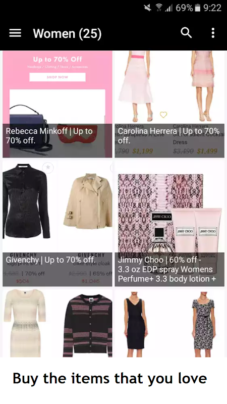 Luxury! - Deluxe deals, Shopping Luxury and style screenshot 7