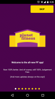 Planet Fitness Screen