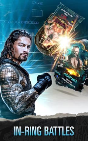 wwe supercard mod apk unlimited credits season 4