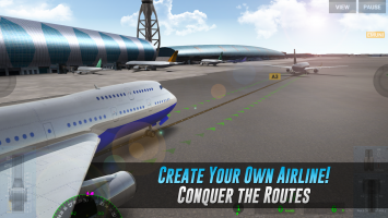 Airline Commander - A real flight experience Screen