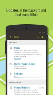 2GIS: directory & navigator screenshot 6
