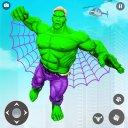Incredible Monster City Battle: Super Spider Hero