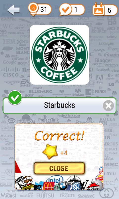 Logo Quiz screenshot 2