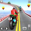 Multiplayer Bike Stunt Race 3D
