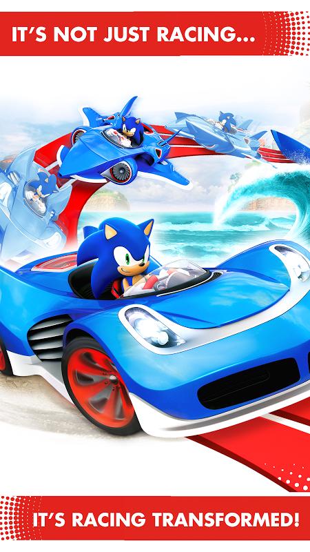 Sonic Racing Transformed screenshot 1