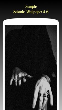 Satanic Wallpaper Hd Free Screenshot 7