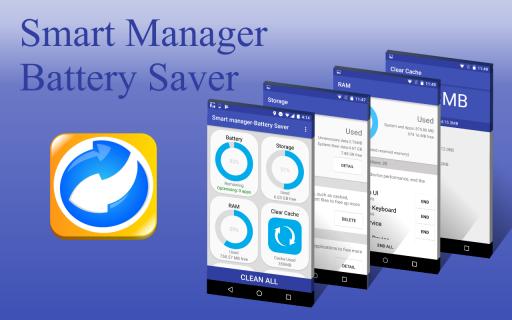 Smart Manager-Battery Saver screenshot 6