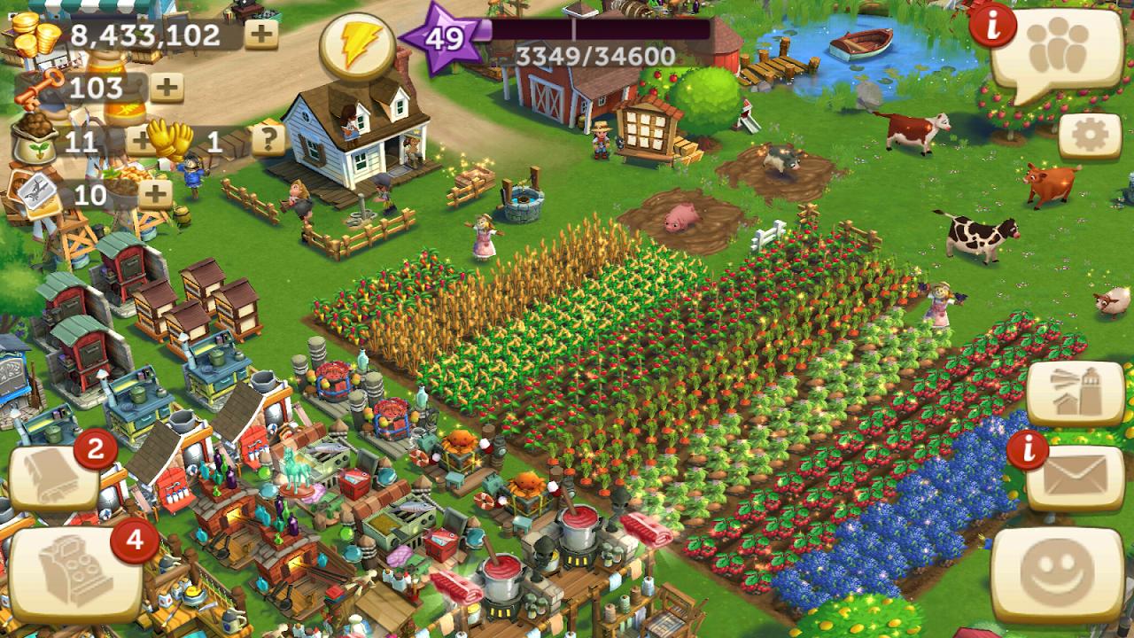 FarmVille 2 Aventuras no Campo screenshot 1