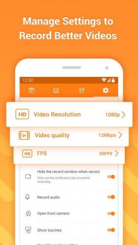 DU Recorder � Screen Recorder & Video Editor screenshot 13