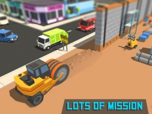 City Builder Wall Construction v 1.2 Мод (Unlocked) 1