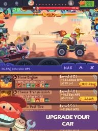 Clicker Racing screenshot 10