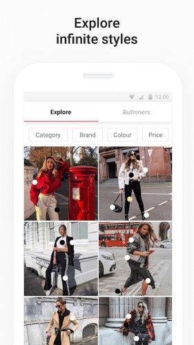 21 Buttons - Fashion Network & Clothes Shopping screenshot 7