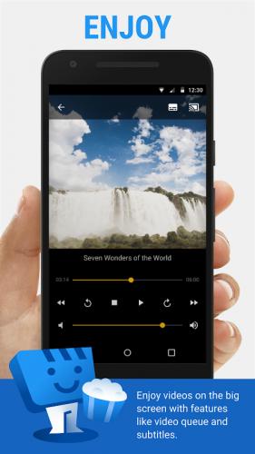 Web Video Cast   Navegador para TV/Chromecast/Roku screenshot 3