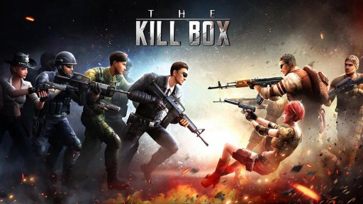 The Killbox: Arena Combat Asia screenshot 2