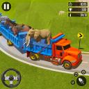 Farm Animal Transport Truck: Animal Rescue Mission