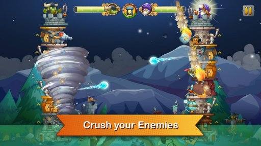 Tower Crush - Defense & Attack screenshot 2