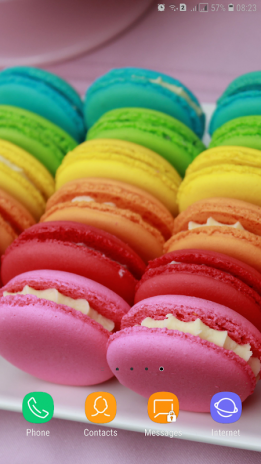 Macaron Wallpaper 1 02 Download Apk For Android Aptoide