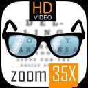 Pocket Eyes reading glasses. (Magnifier glasses)
