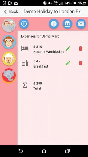 Travel Expense Calculator Iyh 1