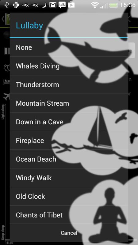 Sleep as Android screenshot 11