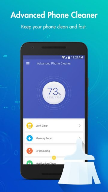 Advanced Phone Cleaner Free   Download APK for Android - Aptoide