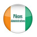Pièces administratives CI