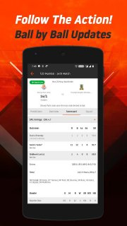 FanCode: Cricket World Cup Live Score, Sports News 3 1 0