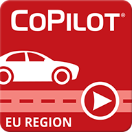 CoPilot UK + Ireland Sat-Nav