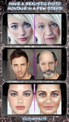 Make Me Old Funny Face Aging App and Photo Booth 1 0 Download APK