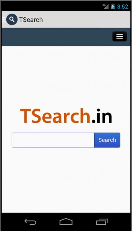 TSearch.in screenshot 1