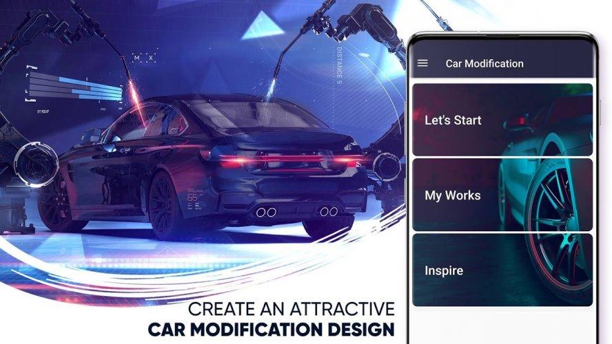 Desain Modifikasi Mobil Kustom Tuning 3d Nyata 4 3 0 Download Apk Android Aptoide